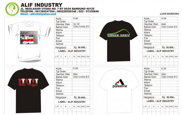 alif industry